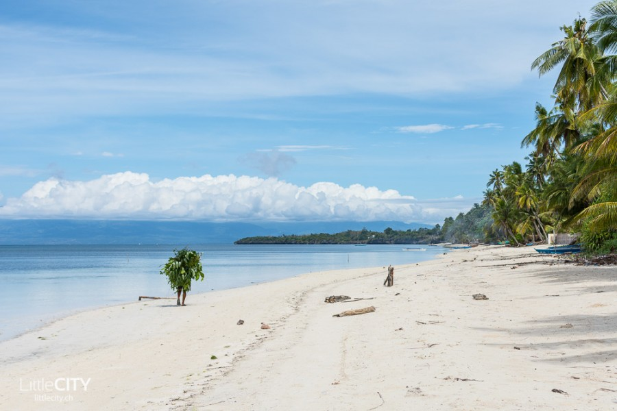Siquijor - San  Juan Beach