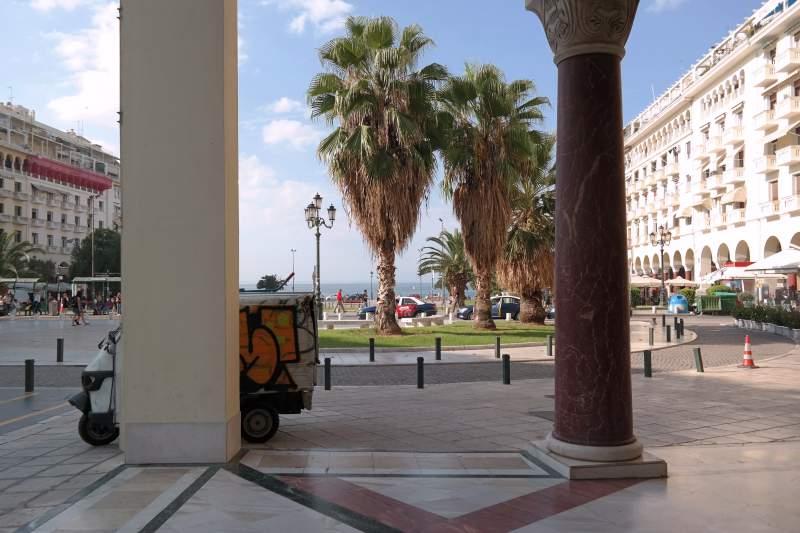 Thessaloniki, der Geheimtipp von Elke Weiler