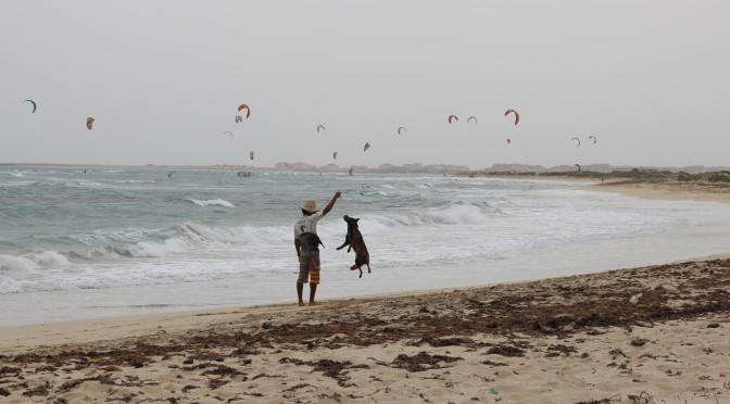 Kapverden Kite Surfen
